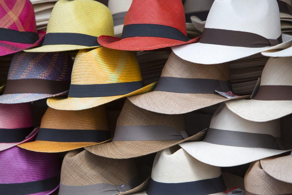 Wearing many hats